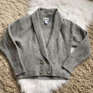 Vintage diversity lambs wool rabbit hair sweater